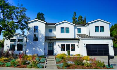 San Diego Cape Cod Homes