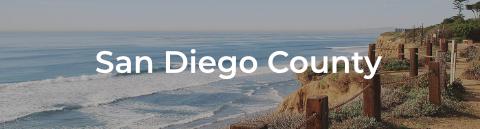 San Diego County Cities