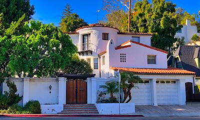 San Diego Mediterranean Home