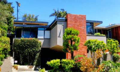 San Diego Mid Century Modern Home