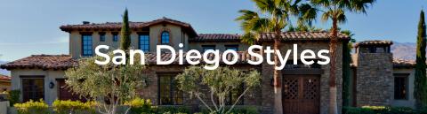San Diego Architectural Styles