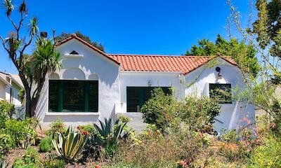 San Diego Spanish Home