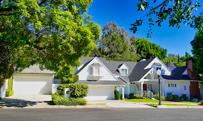 San Diego Traditional Home