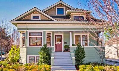 San Diego Victorian Home