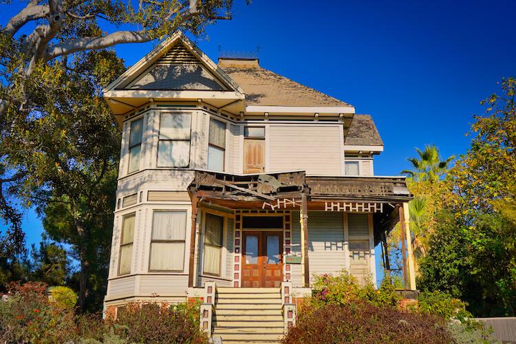 Sanders House Carroll Avenue