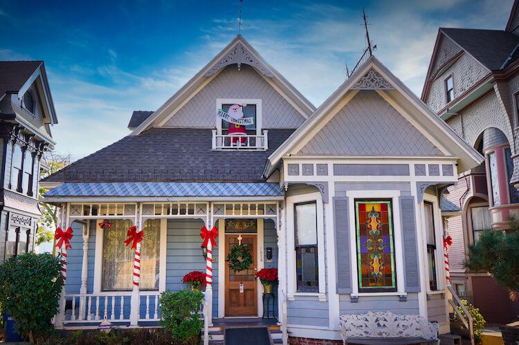 Scheerer House Carroll Street
