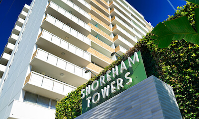 Shoreham Towers Condos