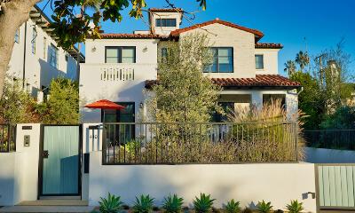 Spanish Home Los Angeles