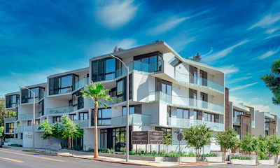 The Harland West Hollywood Condos