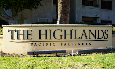 The Highlands Pacific Palisades
