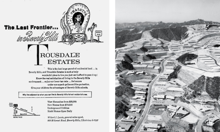 Trousdale Estates Subdivision