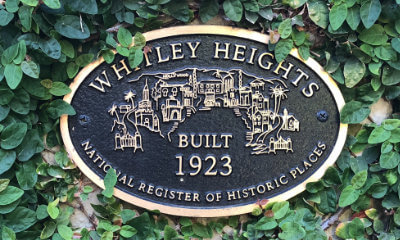 Whitley Heights Los Angeles