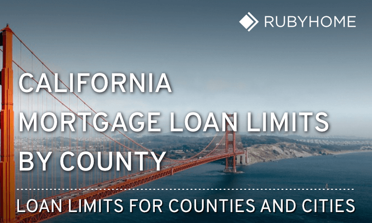 California Mortgage Limits