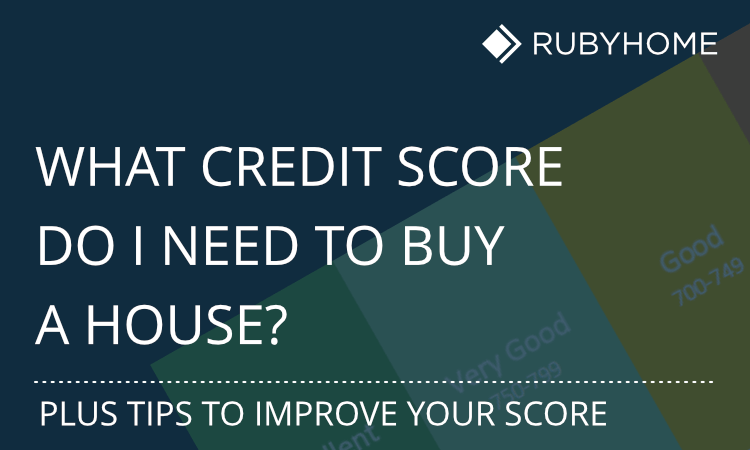Credit Score Needed to Buy a Home