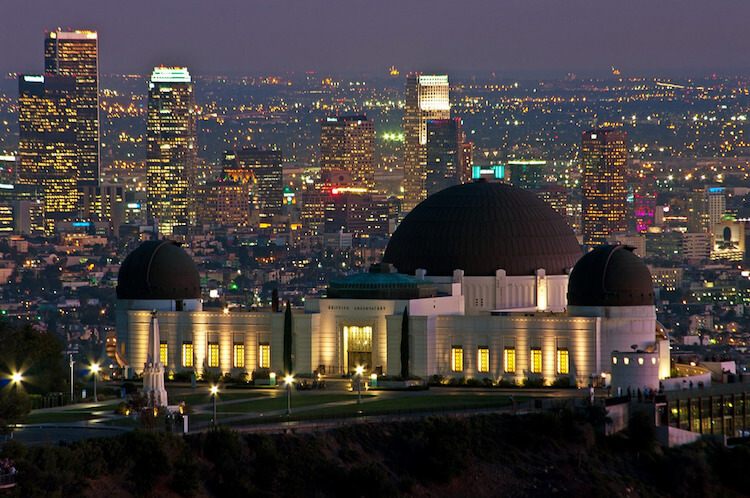 Griffith Observatory Los Feliz