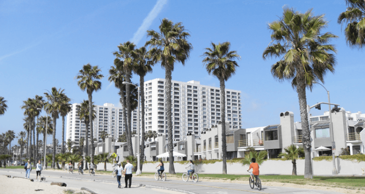 Ocean Park Santa Monica