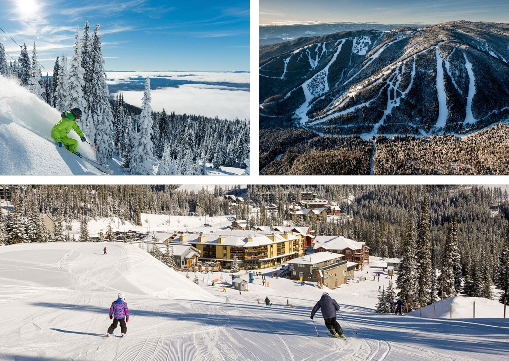 Okanagan Ski Resorts