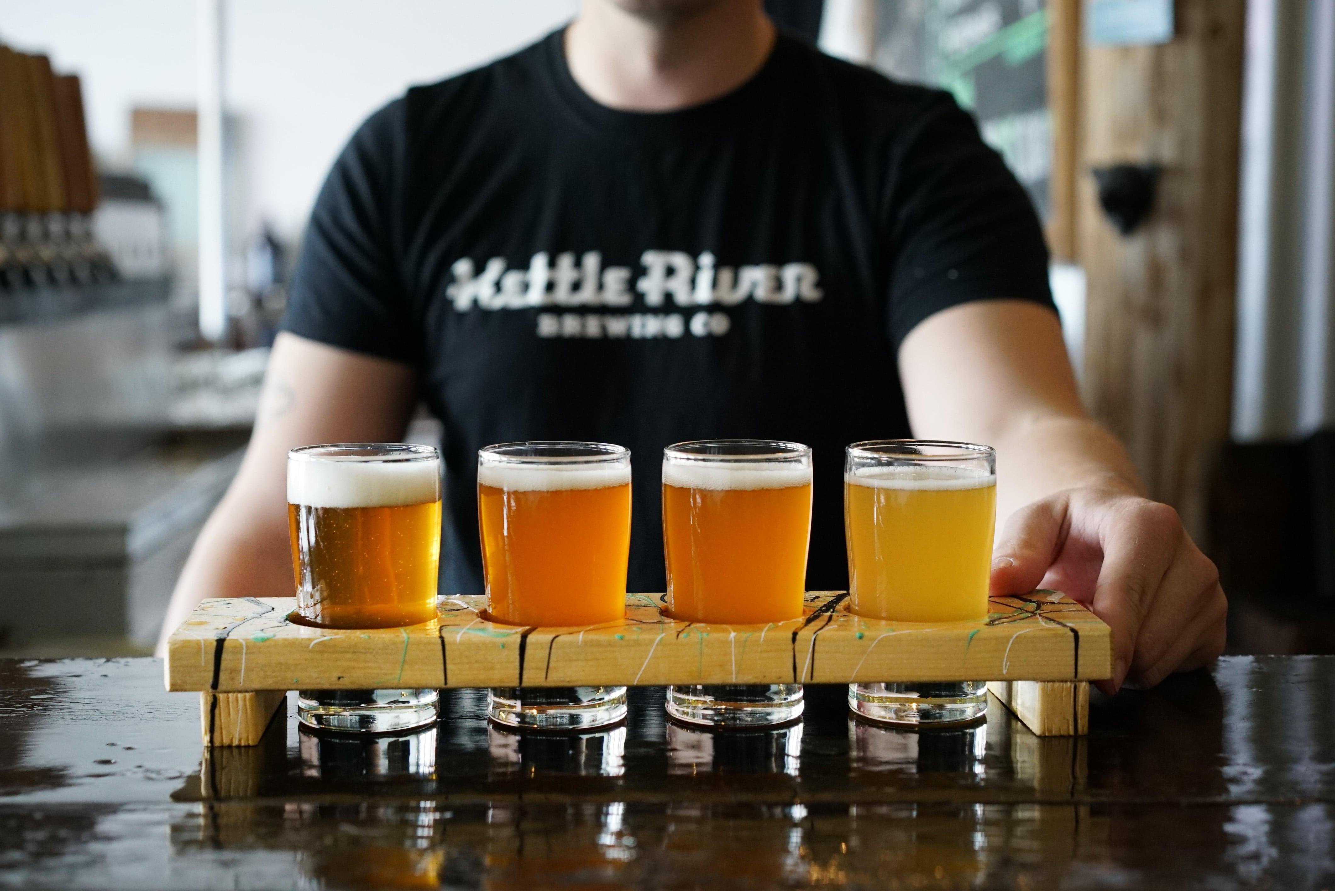 Kelowna Breweries