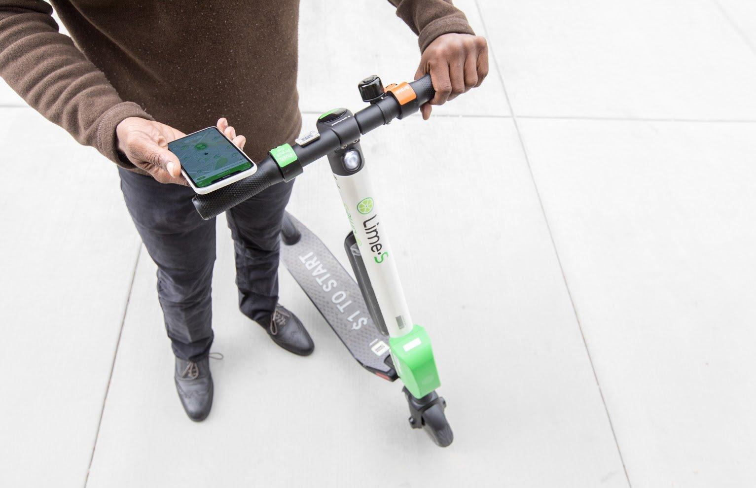 Kelowna Scooter Rental