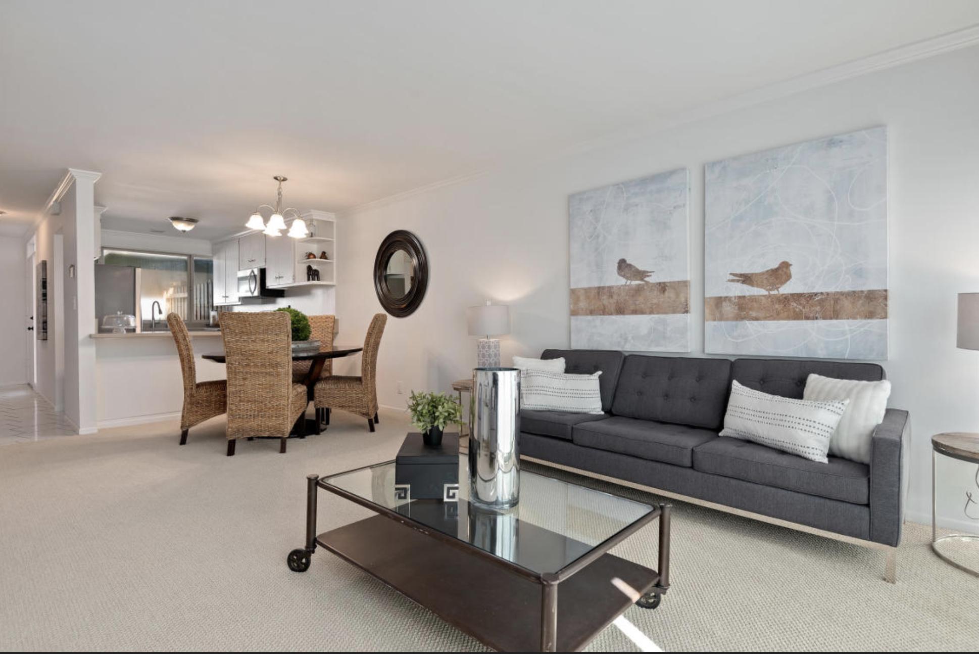 Hemlock Living Area