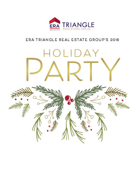 ERA Triangle Real Estate Group Holiday Party