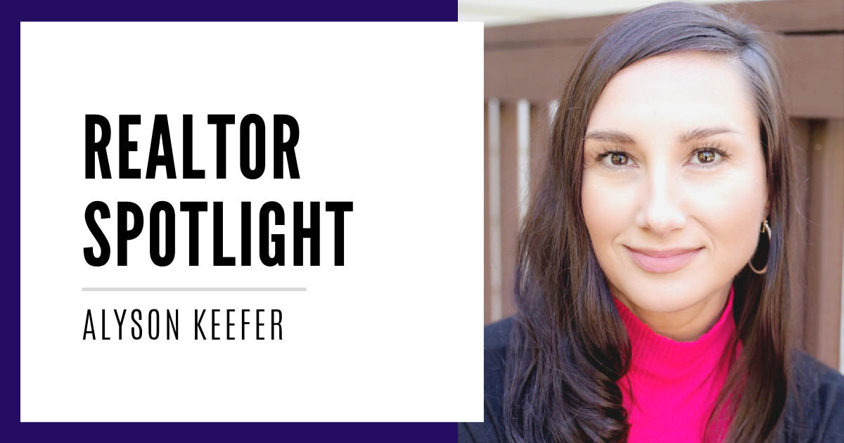 Get to Know Alyson Keefer