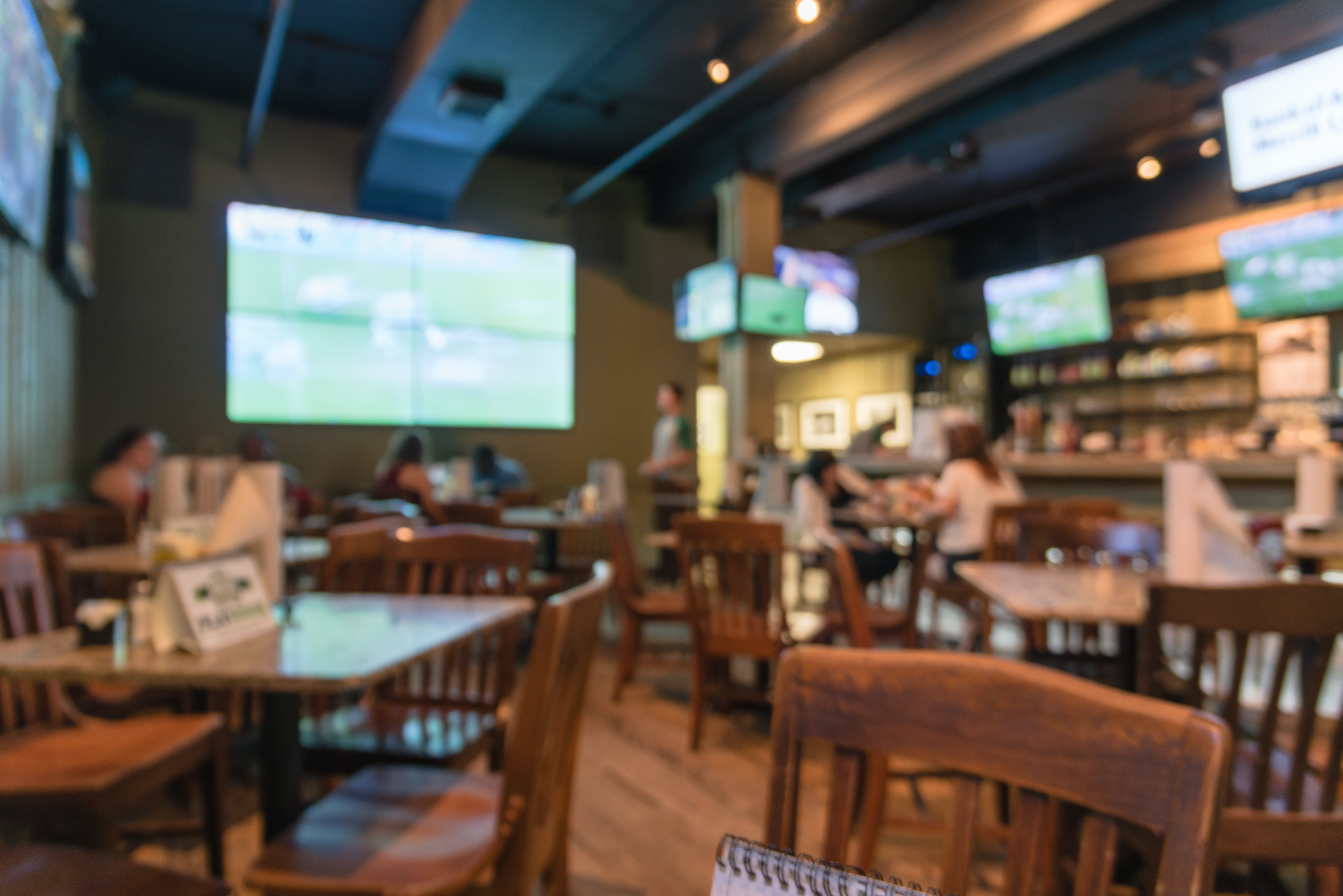 Sports Bars in the Triangle