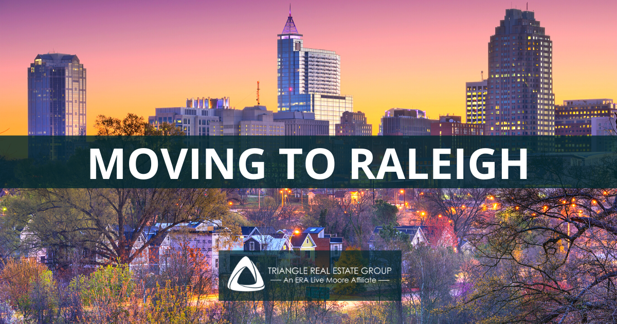 Moving to Raleigh Relocation Guide