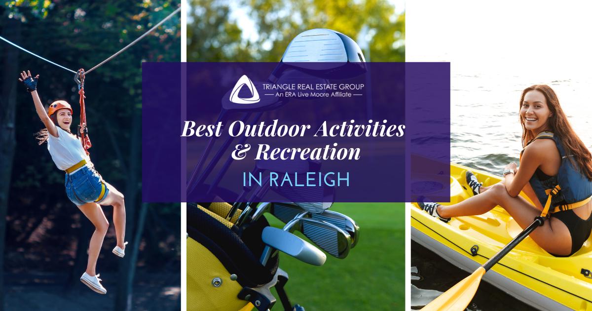 Best Outdoor Activities in Raleigh