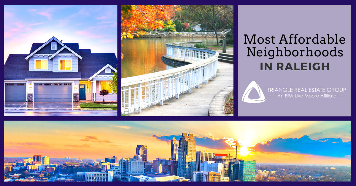 Raleigh Most Affordable Neighborhoods