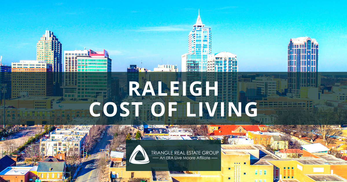 Raleigh Cost of Living Guide