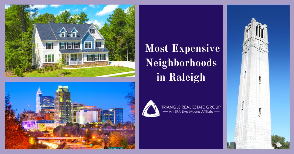 Raleigh Most Expensive Neighborhoods