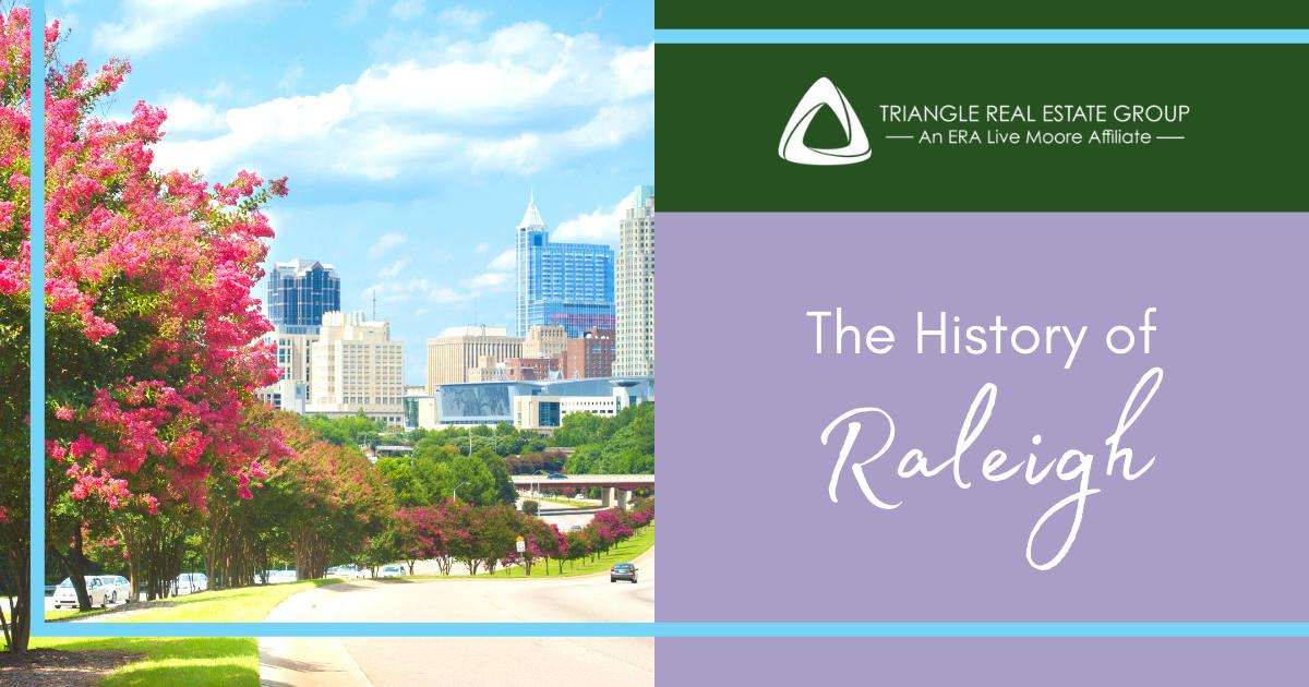 Raleigh, NC History