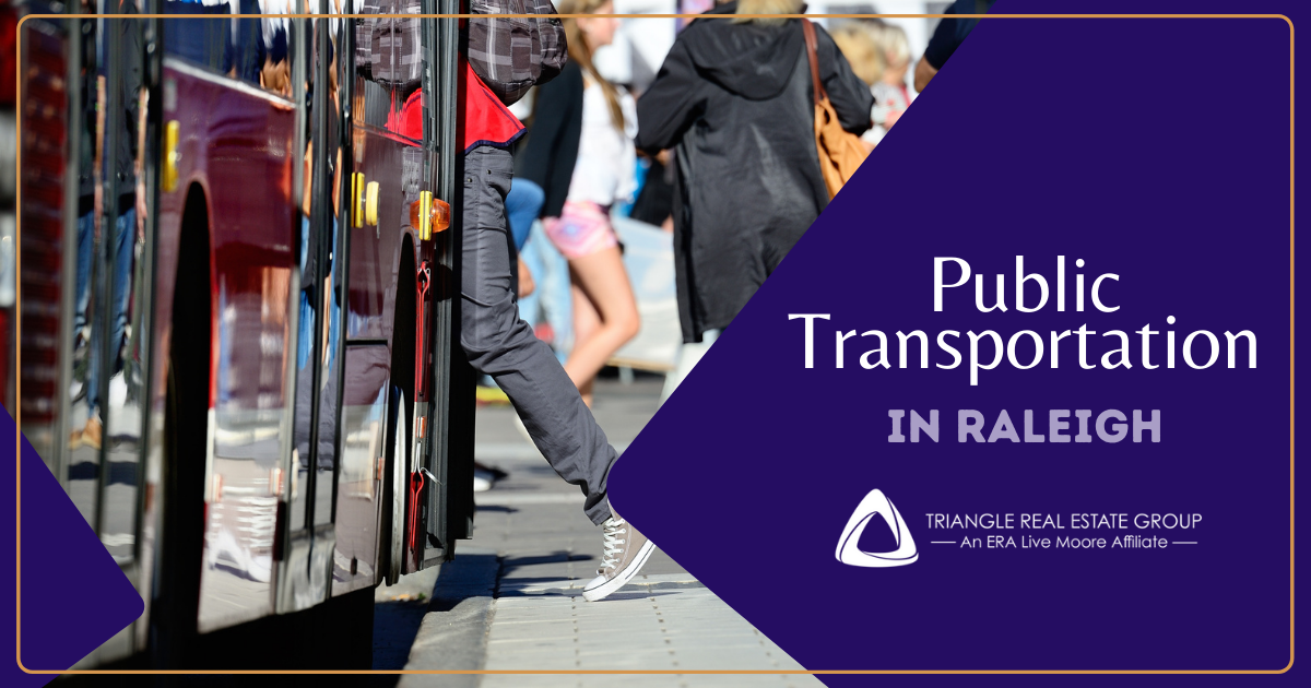 Public Transportation in Raleigh