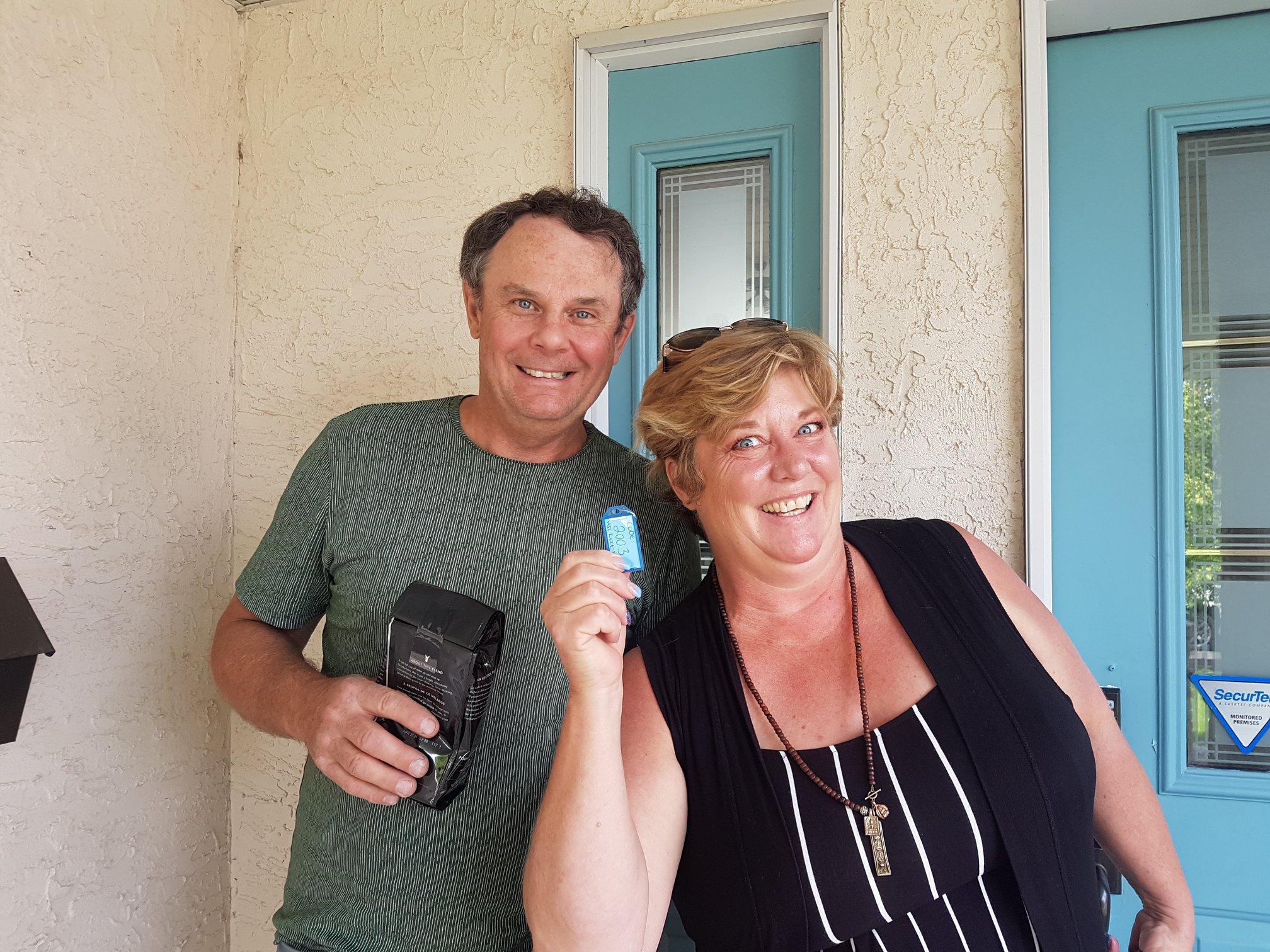 Les & Deanne