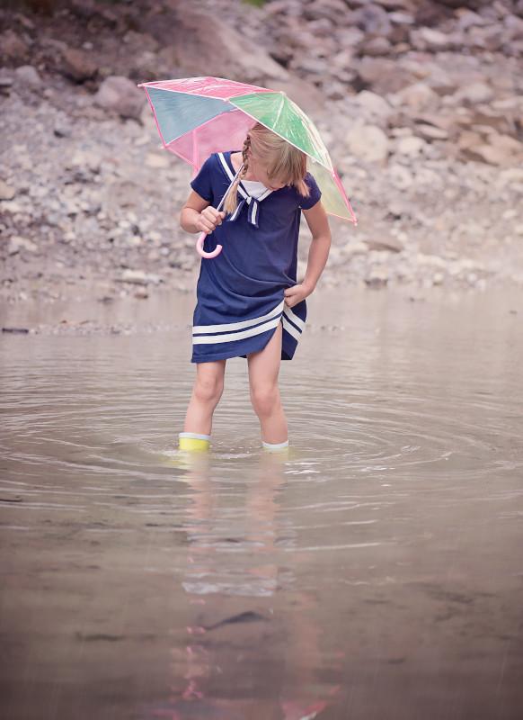 Surviving Rainy Weather in Kitsap