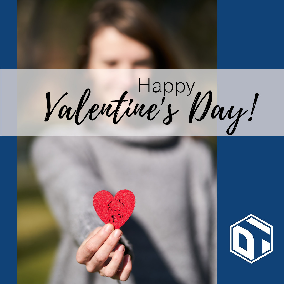 Happy Valentine's Day from Dupuis Team!