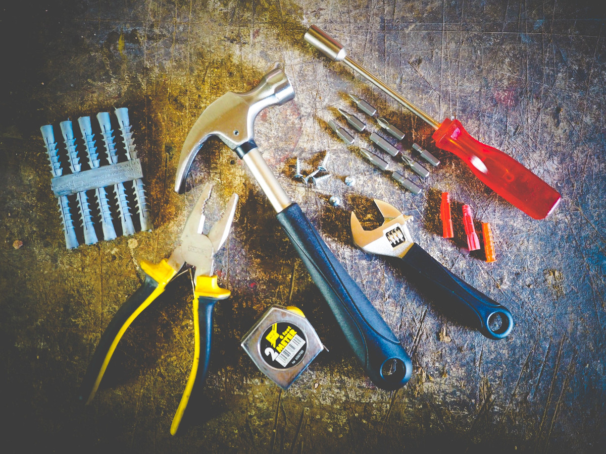 Tools for the homeowner