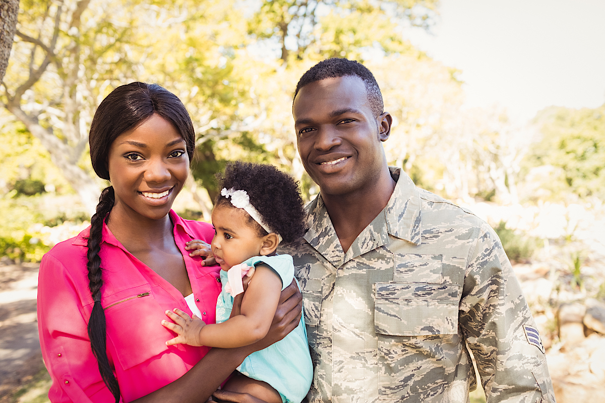 Military and Vet Homeowner Stats