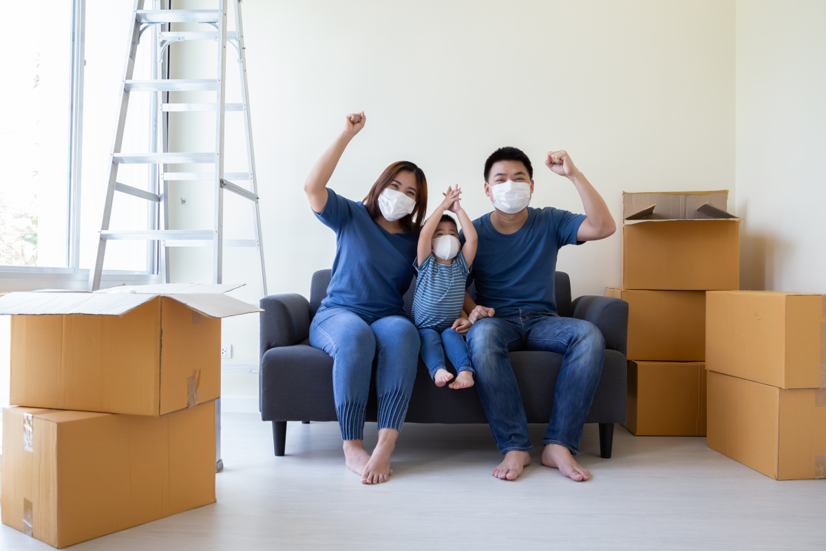 Coronavirus COVID-19 Safety Precautions for Real Estate Transactions in Kitsap County, WA