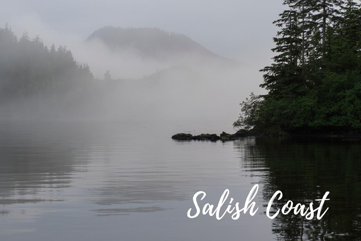 Salish Coast, Pacific Northwest