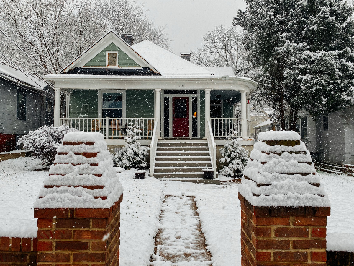 Selling Your Kitsap Home in the Winter