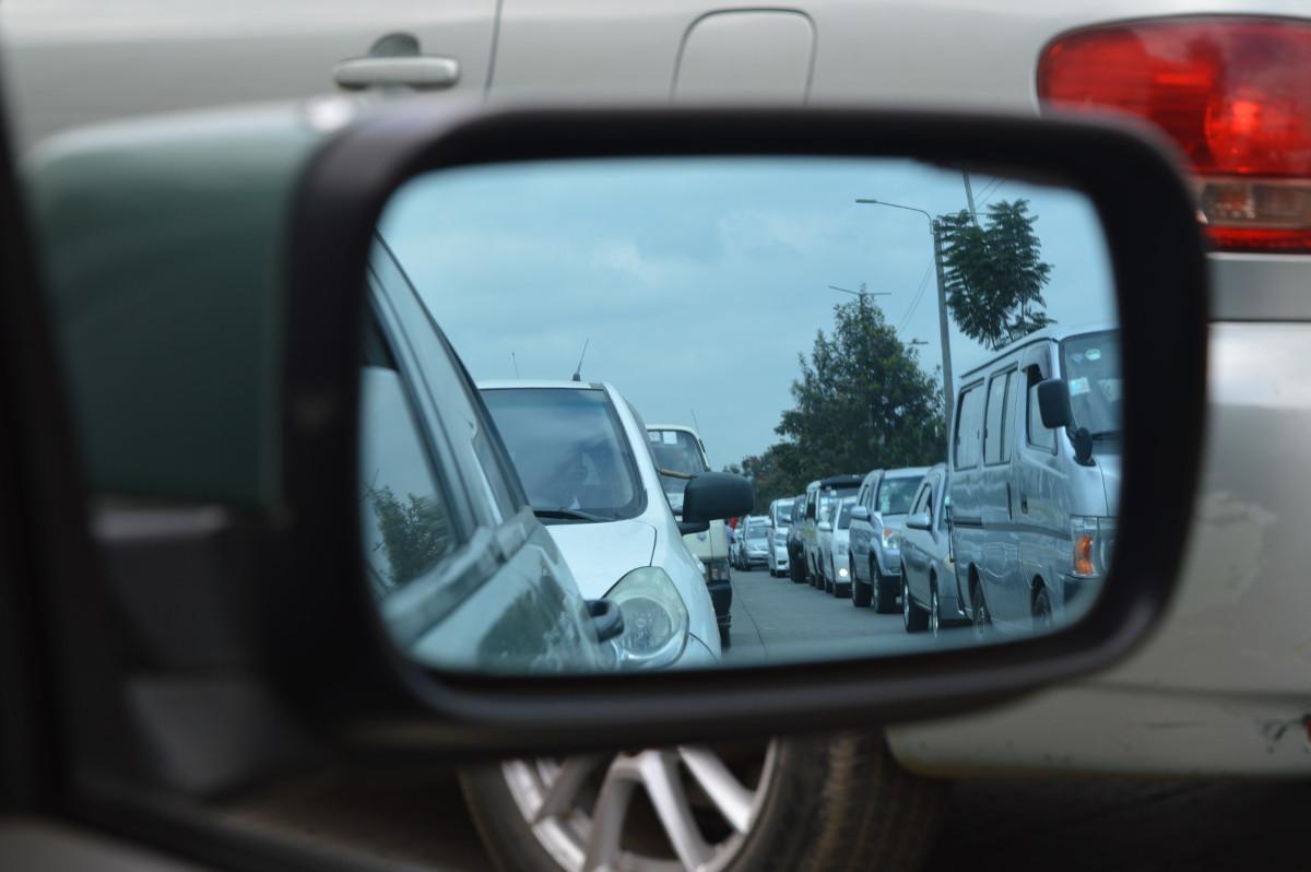 Traffic in Kitsap