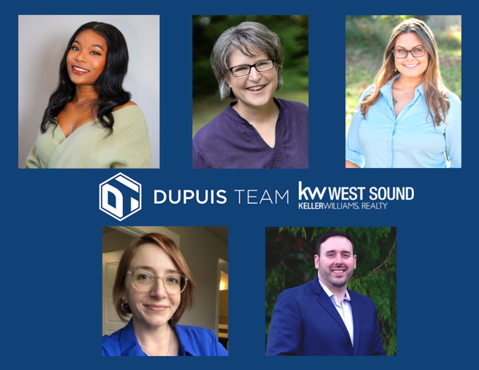 Dupuis Team is here to serve you!