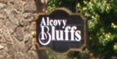 Alcovy Bluffs