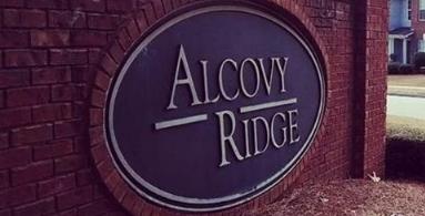 Alcovy Ridge