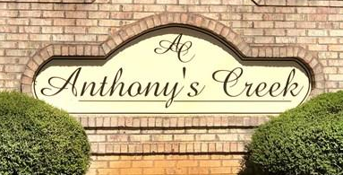 Anthony's Creek