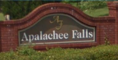 Apalachee Falls