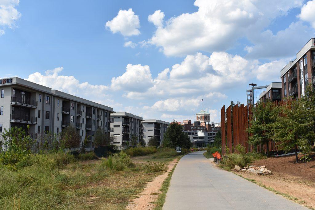 The Atlanta Beltline Eastside Trail