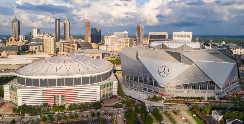 Atlanta Sports Stadiums